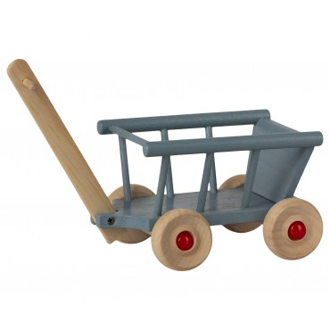 Petit wagon - Blue