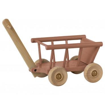 Petit wagon - Dusty rose