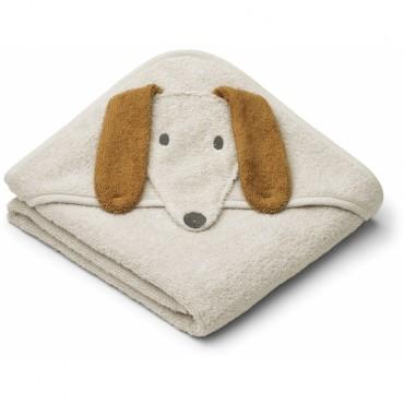 Sortie de bain Albert - Dog (sandy)