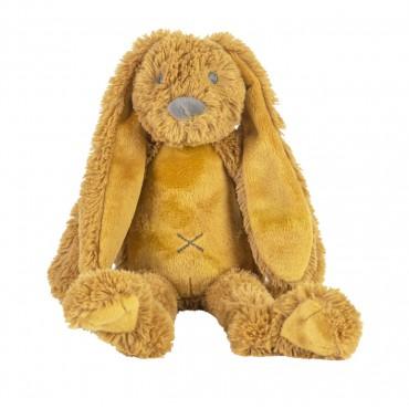 Peluche lapin Richie - Moutarde (38 cm)