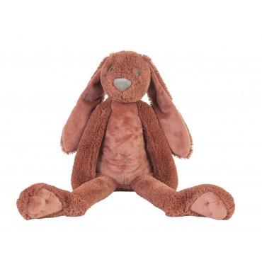 Peluche lapin Richie - Rusty (58 cm)