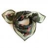 "Petit foulard Manika ""Licorne"" - Kaki"