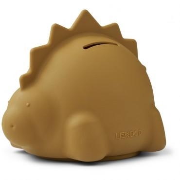 Tirelire Palma - Dino (moutarde)