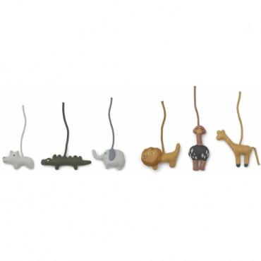 Accessoires pour arche d'éveil Helmut - Safari