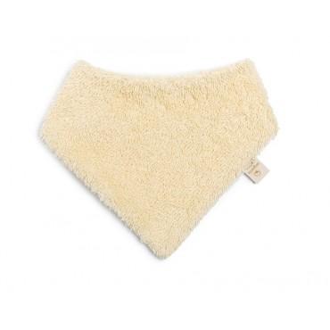 Bavoir bandana So cute - Vanille
