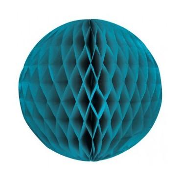 Boule Honeycomb - Bleu Petrol