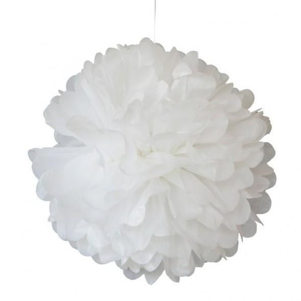 Pom - Blanc