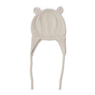 Bonnet en tricot Violet - Sandy