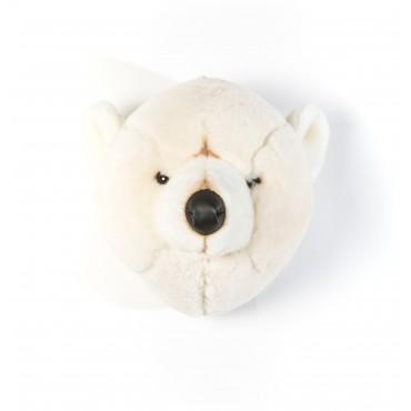 Trophée ours blanc Basile