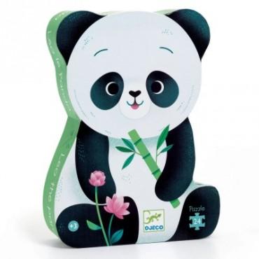 Puzzle - Léo le Panda (24 pièces)