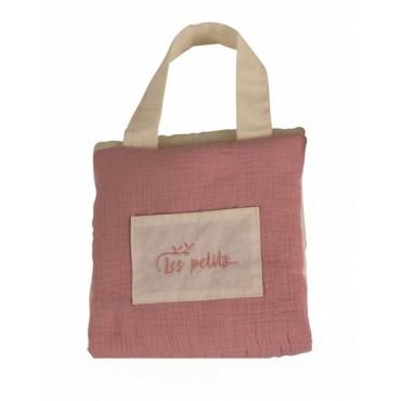 Petit sac à langer pour poupée