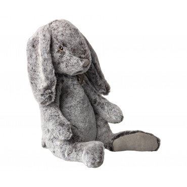 Peluche Lapin Fluffy - Gris (X-Large)