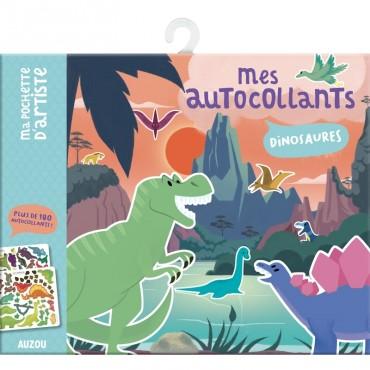 200 auto-collants - Dinosaures