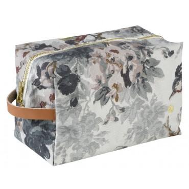 Trousse de toilette cube - Joséphine (GM)