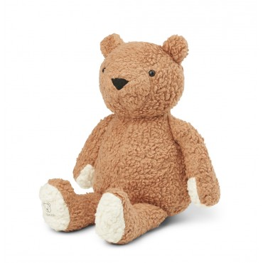 Peluche Barty l'ours - Tuscany rose