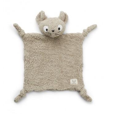 Doudou peluche Lotte - Mouse / Pale grey