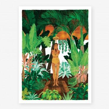 Affiche - Summer shower