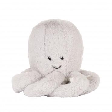 Peluche bébé comforter - Pieuvre Oly