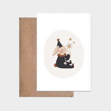 Carte postale - Rallume les étoiles