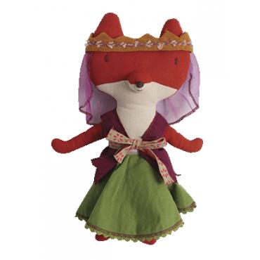 Doudou Lady Fox