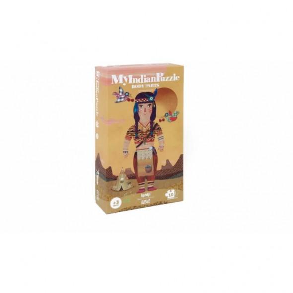 Puzzle My Indian (10 pièces)