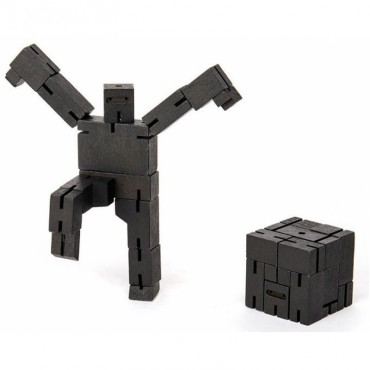 Micro Robot Cubebot par AREAWARE - Ninja Noir
