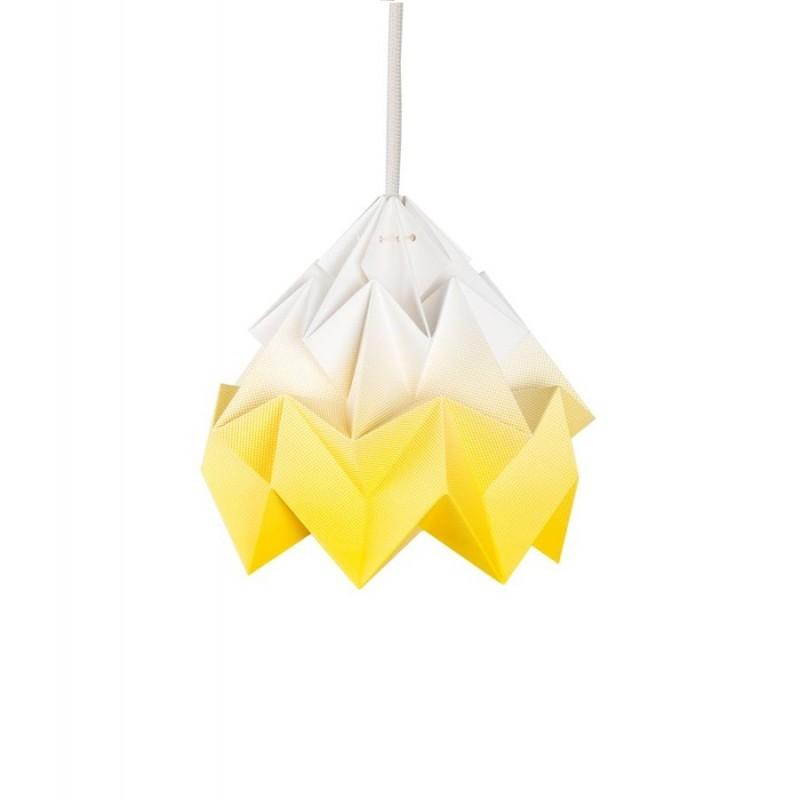 Jaune Petite Suspension Gradient Origami Moth Snowpuppe Paon Studio Perlin TclFK1J