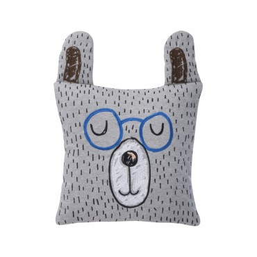 Coussin Little Mr Teddy