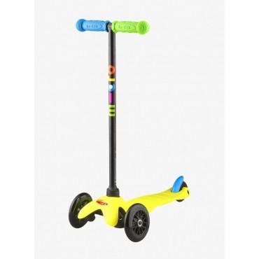 Trottinette Mini Micro Sporty - Jaune pop