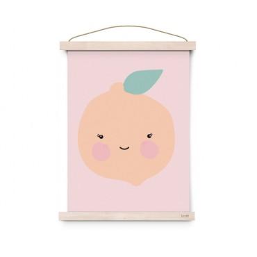 Affiche - Orange