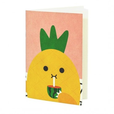 Carnet de notes - Riceananas