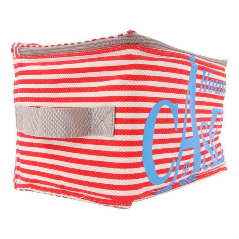House Case Stripes - Rouge - BENSIMON - Perlin Paon Paon