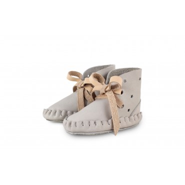 Chaussons Pina Star - Gris clair