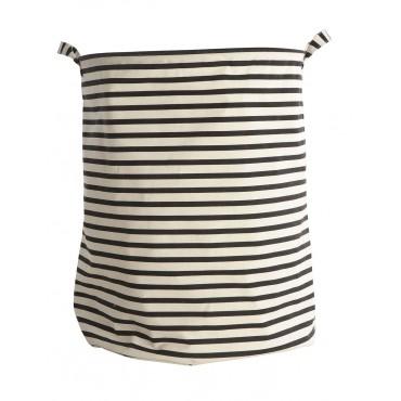 Panier à linge graphique - Stripes