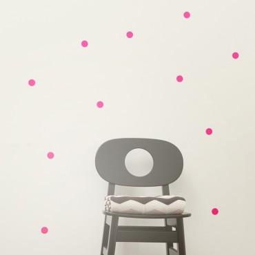 Sticker Mini Dots - Neon