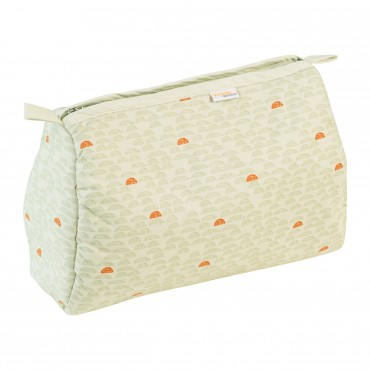 Trousse de toilette - Pebble Green
