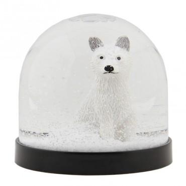 Boule à neige - Fox