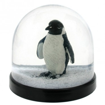 Boule à neige - Pingouin