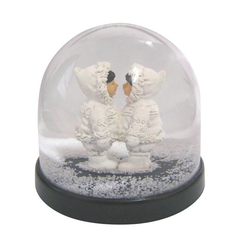 boule neige esquimaux klevering perlin paon paon. Black Bedroom Furniture Sets. Home Design Ideas
