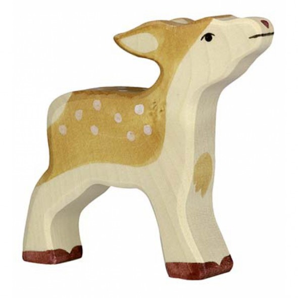 Animal en bois - Faon