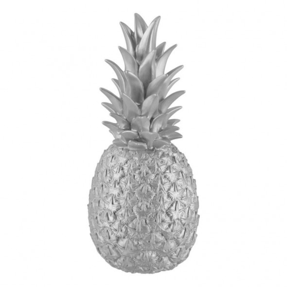 Veilleuse Ananas - Argent