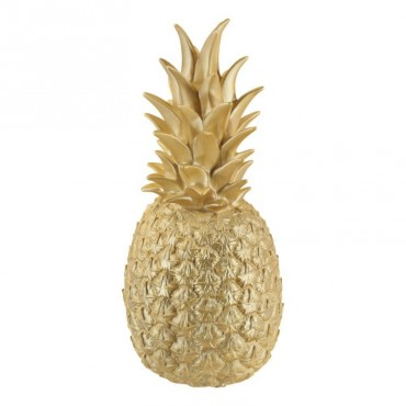 Veilleuse Ananas - Doré