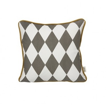 Coussin Little Geometry - Gris