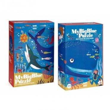 Puzzle My Big Blue (36 pièces)