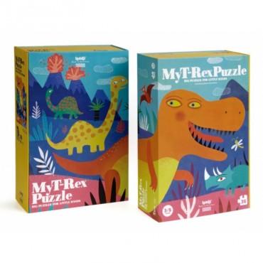 Puzzle My T-Rex (36 pièces)