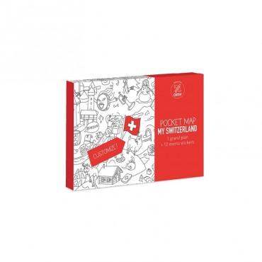 Pocket Map - Suisse
