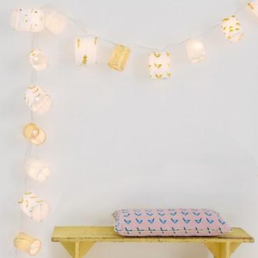 Guirlande lumineuse Gold