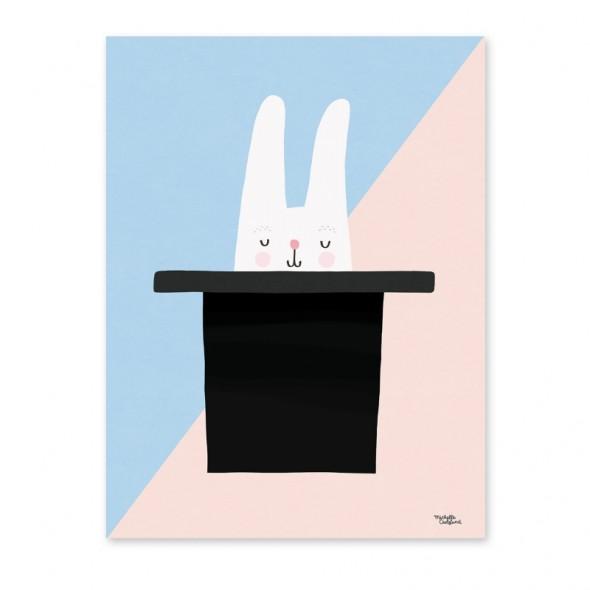 Affiche - Bunny Hat Trick
