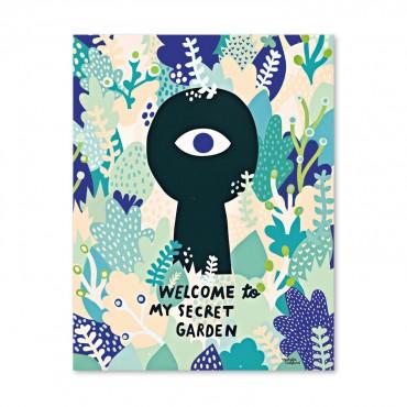 Affiche - Secret garden