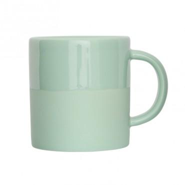 Tasse bi-matière mat/brillant - Mint